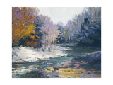 October Giclee Print by Athanase Pell