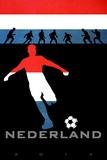 Brazil 2014 - Netherlands Poster