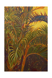 Tropical Wonder Print by Darrell Hill