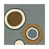 Circle Series 6 Giclee Print by Christopher Balder