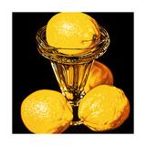 Lemon Delight Reproduction procédé giclée par Ray Pelley
