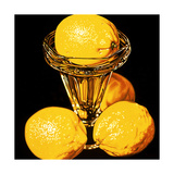 Lemon Delight Giclee Print by Ray Pelley