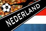 Brazil 2014 - Netherlands Posters