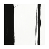 Black and White G Giclee Print by Franka Palek