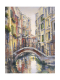 Shades of Venice Giclee Print by David Marty