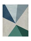 Linen Geometrics E Giclee Print