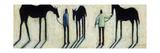 Stick Horse 5 Giclee Print by Jaime Ellsworth