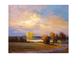 Evening II Giclee Print by Athanase Pell