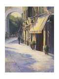 Ravenna Stroll Giclee Print by David Marty
