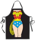 Wonder Woman Character Apron Apron