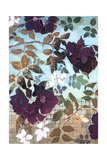 Eastlake Rose - Left Giclee Print by April Richardson