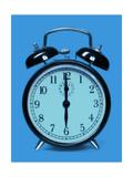 Alarm Clock Giclee Print