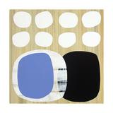 Luna Azul II Giclée-Premiumdruck von Mary Calkins