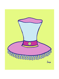 So Many Hats...So Little Time III Posters by Soraya Chemaly