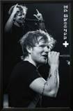 Ed Sheeran - Mic Posters