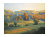 Golden Light Giclee Print by David Marty