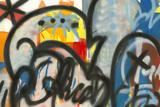 Graffiti 3 Lámina fotográfica por Sid Rativo