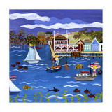 Her Place of Business Giclee Print by Kristin Nelson