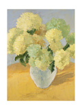 Untitled (Hydrangea) Giclee Print by Dale Payson