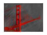 Golden Gate Giclee Print