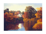 Afternoon Reflection Giclee Print by Max Hayslette