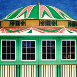 Watermelon Carousel Photographic Print by Pamela Viola