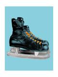 Ice Skates Giclee Print