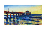 California Dreaming 4 Giclee Print by Mercedes Marin