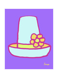 So Many Hats...So Little TIme VI Prints by Soraya Chemaly