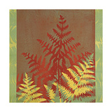 Tropical Fern 4 Giclee Print by Mary Margaret Briggs