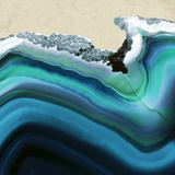 Turquoise Agate B Photographic Print