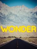 Wonder B Fotodruck