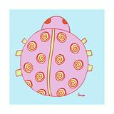 Ladybug, Ladybug Giclee Print by Soraya Chemaly