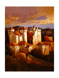 Curemont Medival Giclee Print by Max Hayslette