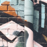 Graffiti Study 1 Photographic Print by Paul Edmondson