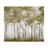 A Small Forest Giclee Print by Danna Harvey