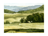 New Harvest Giclee Print by Miguel Dominguez