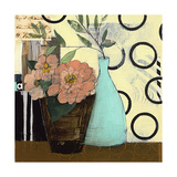 Pink Boquet Prints by Charlotte Foust