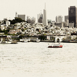 San Francisco Waterfront B Photographic Print