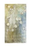 Floral Blues 1 Giclée-tryk af Maeve Harris