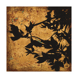 Autumn Fusion 6 Giclee Print by Debbie Angell
