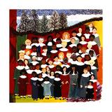 Harmonize Giclee Print by Kristin Nelson