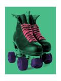 Roller Skates Giclee Print