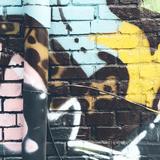 Graffiti Study 3 Photographic Print by Paul Edmondson