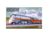 Hiawatha Prints by  USPS