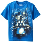 Youth: Marvel - Crowded In T-Shirts