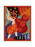 Salsa Print by  USPS