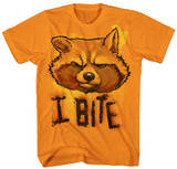 Youth: Guardians of the Galaxy - I Bite Camiseta