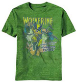 Youth: Wolverine - Adamantium Time T-shirts