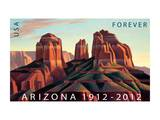 Arizona Art by  USPS